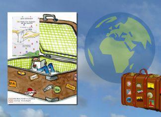 Ο γύρος του κόσμου με μια βαλίτσα